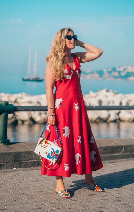 Rosa Rossa Dress