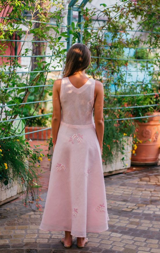 Peony Garden Dress