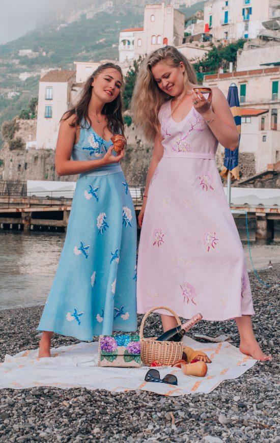 Azurra Dress