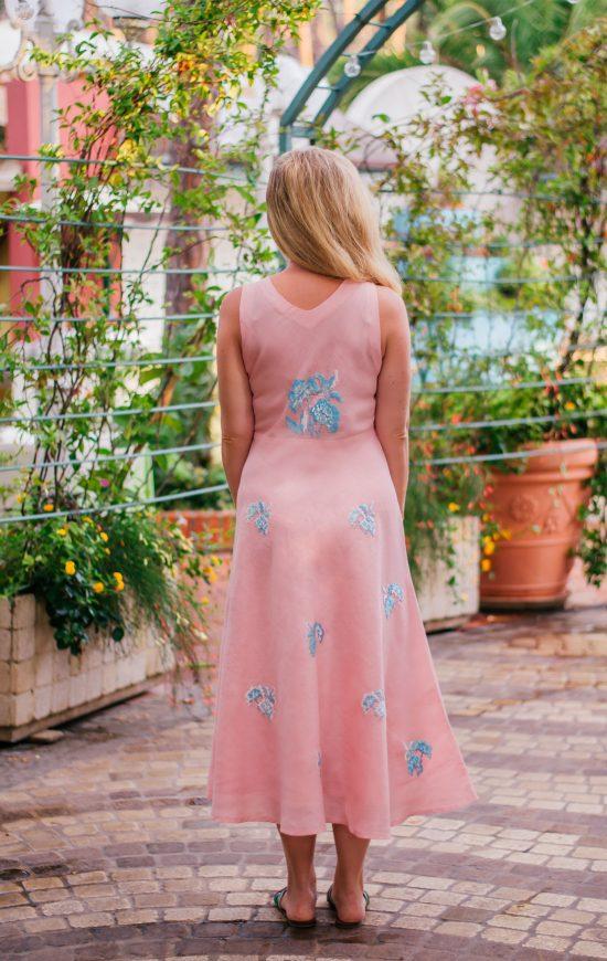 Fiori di Ravello Dress