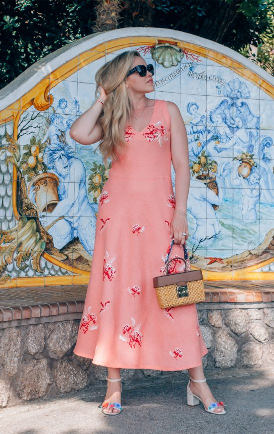 Russelia Dress