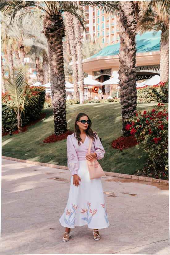 Bird Of Paradise Resort Signature Skirt